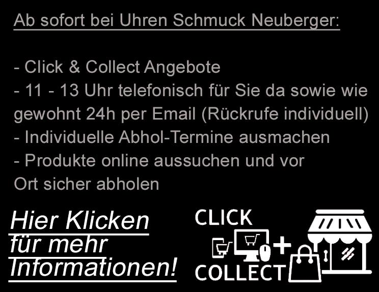 Joop bei Uhren Schmuck Neuberger
