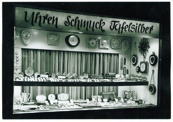 Uhren Schmuck Neuberger - Tradition in Wasserburg am Inn seit mehr als 50 Jahren