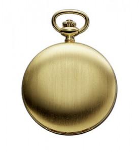 Regent Taschenuhr Sprungdeckel Gold