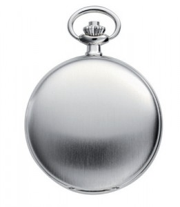Regent Taschenuhr Sprungdeckel Silber