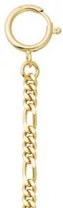 Regent Taschenuhrkette Gold