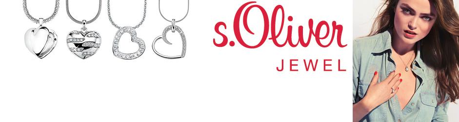 s.Oliver JEWEL - Neue Schmuck-Marke bei Uhren Schmuck Neuberger
