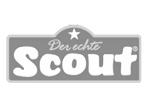 Scout Uhren Logo Schwarz Weiss