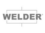 Welder Uhren Logo Schwarz Weiss