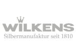 Willkens Schmuck Tafelschmuck Logo